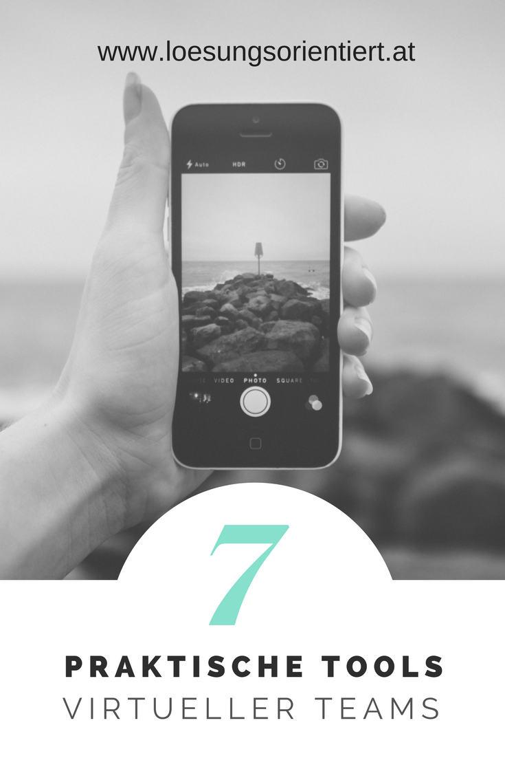 7 praktische Tools virtueller Teams